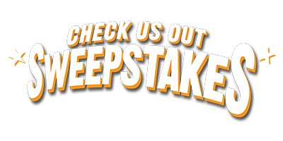 Check Us Out Sweepstakes